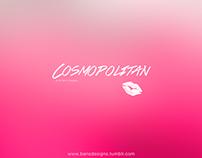 Cosmopolitan - Clothing Line