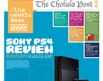 The Weekly Geek