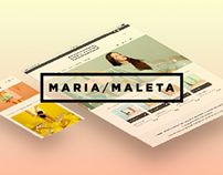 MARIA / MALETA Website