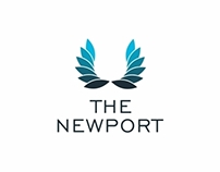 THE NEWPORT | Logo contest entry