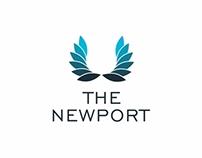 THE NEWPORT | Logo contest entry