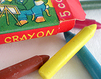 Baby Crayons Photography