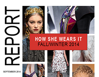 TOBE REPORT: How She Wears It