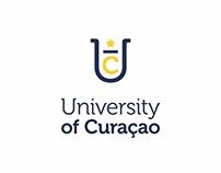UNIVERSITY OF CURAZAO | Logo contest entry