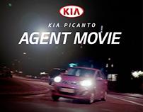 Kia Picanto Agent Movie