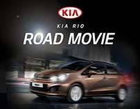 Kia Rio Road Movie