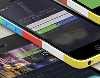 Hola Santo Domingo App Concept