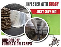 Armorlon® Fumigation Tarp