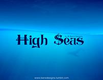 High Seas - Clothing Line
