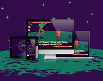 Amor de Verano Website