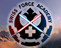 Saber Force Academy - logo