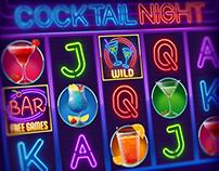 Cocktail night SLOT