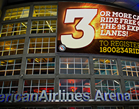 Ad - American Airlines Arena