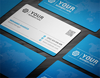 Creative Corporate Business Card 39