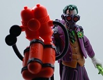 Mattel DC Batman Joker