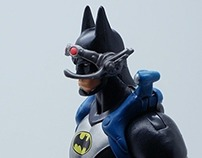 Mattel DC Batman Sky Strike Batman