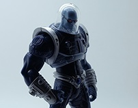 Mattel DC Batman Mr Freeze