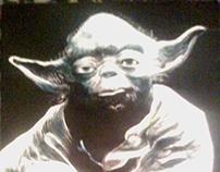 Yoda Scratch
