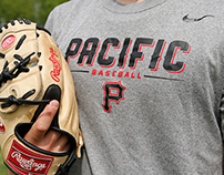 Pacific Baseball: Booster Shirts