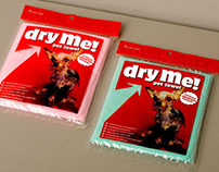 Dry Me Pet Towel