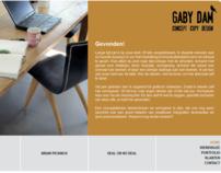 www.gabydam.nl