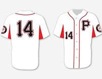 Pacific Baseball: Design Work