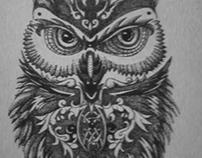 Stippled Dream-Owl