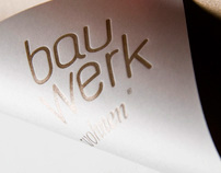 Bauwerk corporate & web design