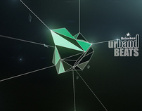 Heineken Urband Beats – Graphics Package