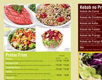 Restaurant Menu | Albadah