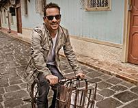Juan Fernando Velasco Photoshoot Colombian Promotion