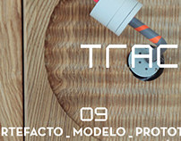 Diseño editorial Revista Trace 09