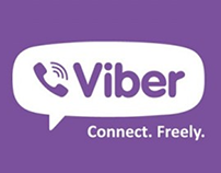 Windows Phone Viber Redesign