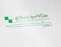 BaderNizarAlsaleh Logo