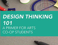 Design Thinking for Arts Students - Booklet