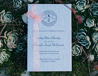 Seldomridge Wedding Program