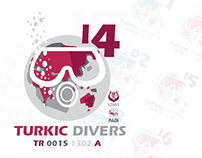 Turkic Divers - Russian University Club