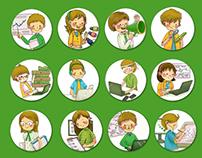 tokopedia icon career on behance tokopedia icon career on behance
