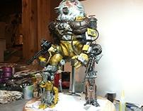 WIP: Robot Boy