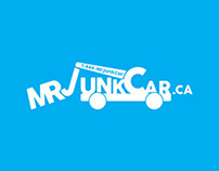Mr. Junk Car logo