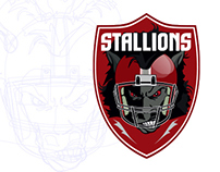 Stallions - University Football Team