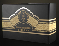 Packaging renders