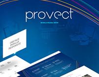 Responsive website for Interactive Agency