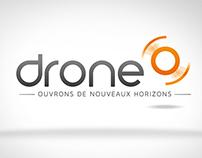 Droneo Visual Identity