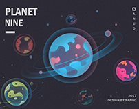 Transparent planet