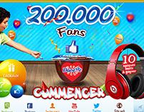 Danette 200 000 Fans