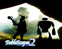 Fablescapes 2: storytelling app
