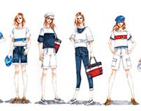 Fashion Studio Project: AHOY!