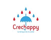Crechappy - Bilingual creches - Logo
