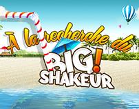 A la recherche du BIG SHAKEUR!
